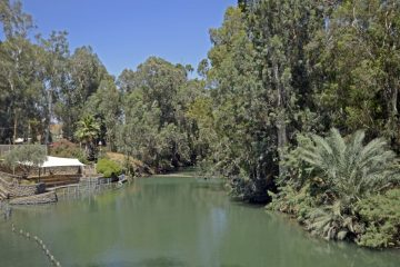 Galilee, Jordan river