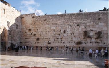 Visit in Jerusalem (Jewish oriented)