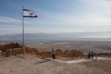 Desert, Dead Sea, Masada